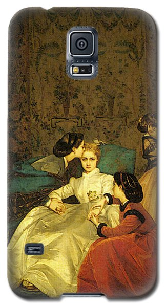 Toulmouche Auguste The Reluctant Bride Galaxy S5 Case