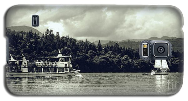 Touring The Lakes In Sepia Galaxy S5 Case