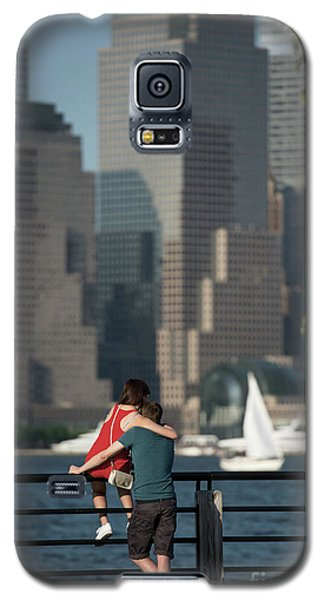 Tourists Galaxy S5 Case by Nicki McManus