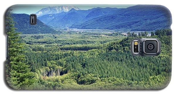 Toutle Valley, Wa Galaxy S5 Case