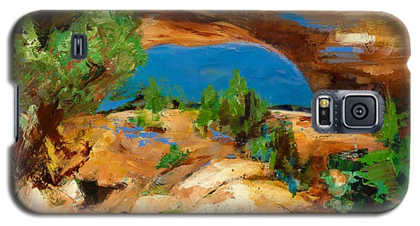Toward The Arch  Galaxy S5 Case
