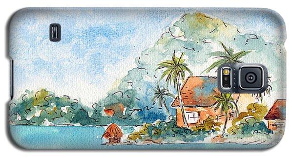 Towards Raititi Point Galaxy S5 Case