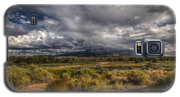 Towards Sandia Peak Galaxy S5 Case