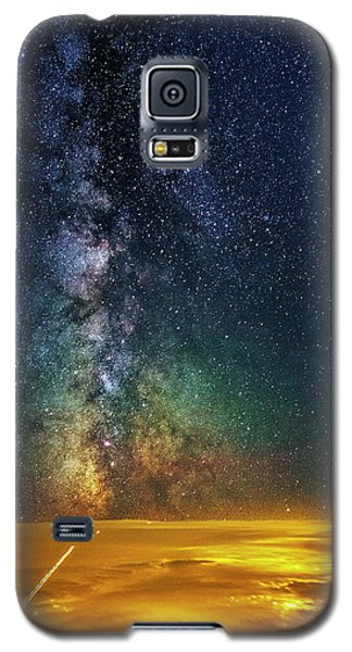 Towards The Core Galaxy S5 Case