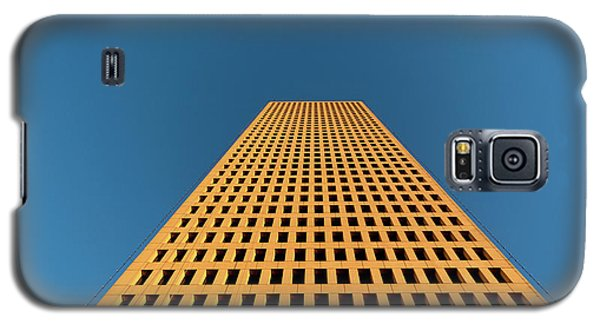 Tower At Sunset Galaxy S5 Case