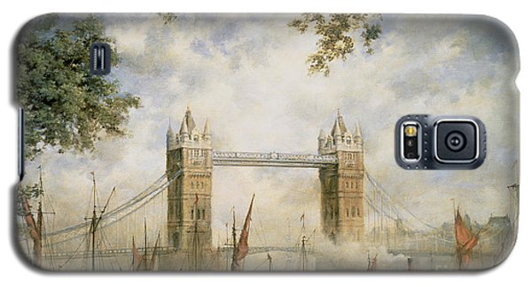 Tower Bridge - From The Tower Of London Galaxy S5 Case by Richard Willis