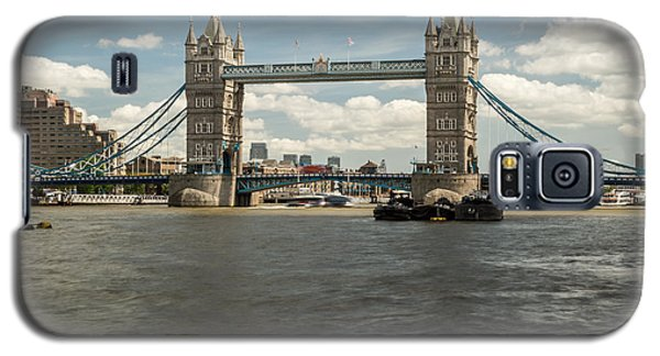 Tower Bridge A Galaxy S5 Case