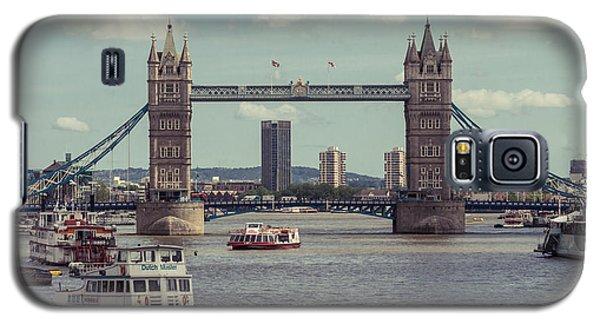 Tower Bridge B Galaxy S5 Case