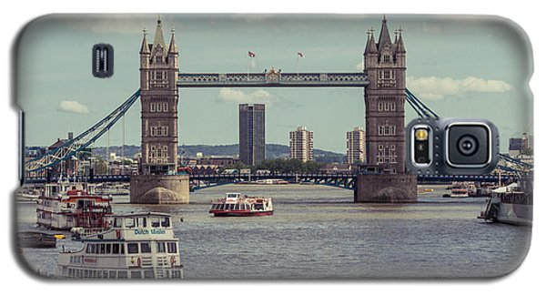 Tower Bridge B Galaxy S5 Case