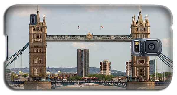Tower Bridge C Galaxy S5 Case