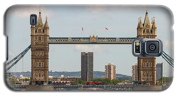 Tower Bridge C Galaxy S5 Case