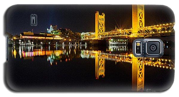 Tower Bridge Sacramento Galaxy S5 Case