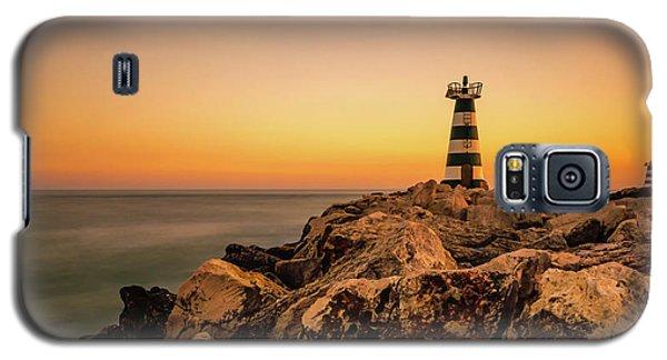Tower Of Light Galaxy S5 Case
