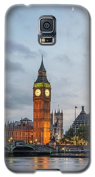 Tower Of London In The Moonlight Galaxy S5 Case