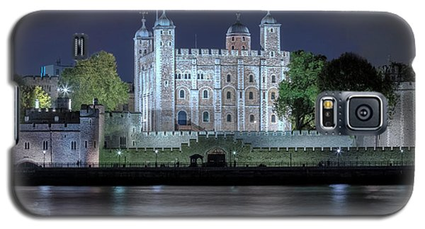 Tower Of London Galaxy S5 Case - Tower Of London by Joana Kruse