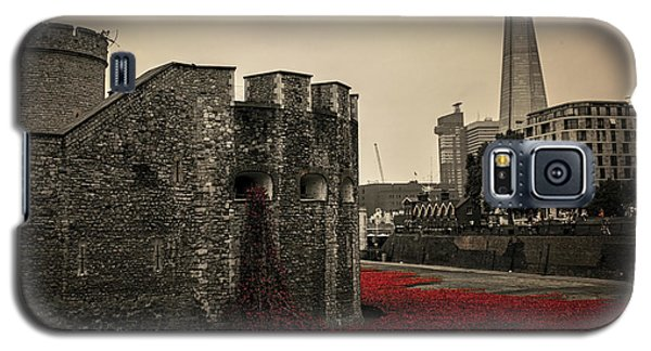 Tower Of London Galaxy S5 Case