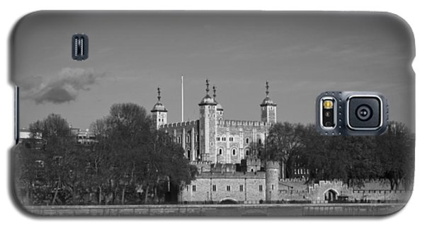 Tower Of London Riverside Galaxy S5 Case by Gary Eason