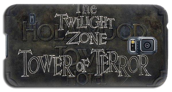 Tower Of Terror Galaxy S5 Case