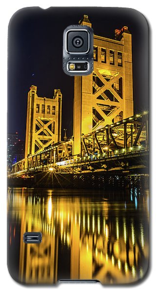 Tower Reflections Galaxy S5 Case