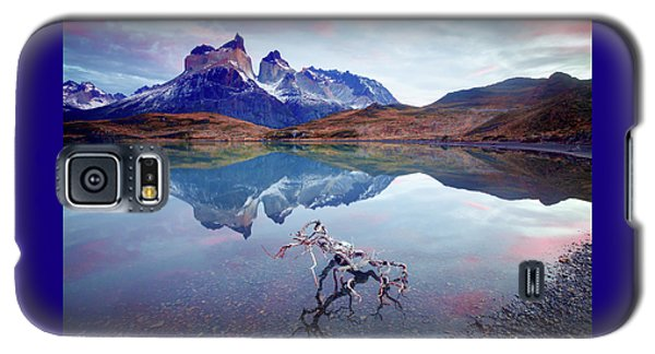 Towers Of The Andes Galaxy S5 Case by Phyllis Peterson