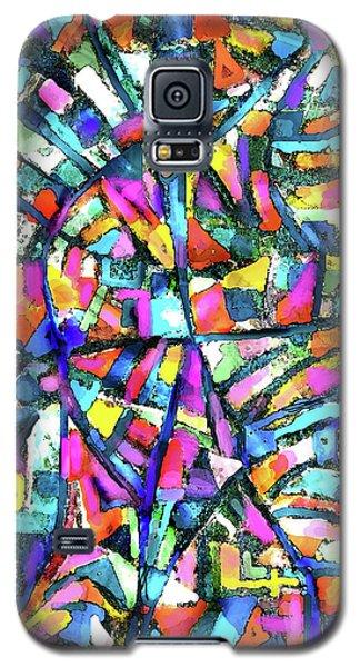 Town Aerial 1 Galaxy S5 Case