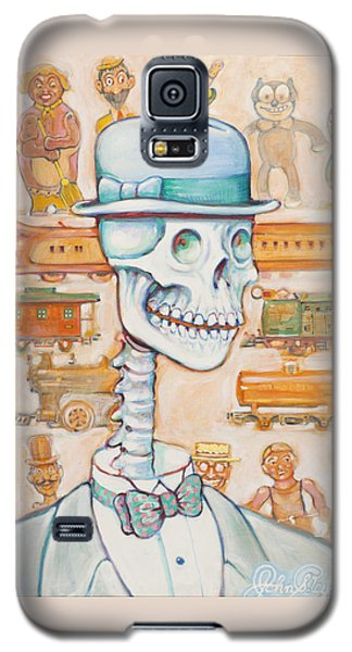 Toy Bones Galaxy S5 Case