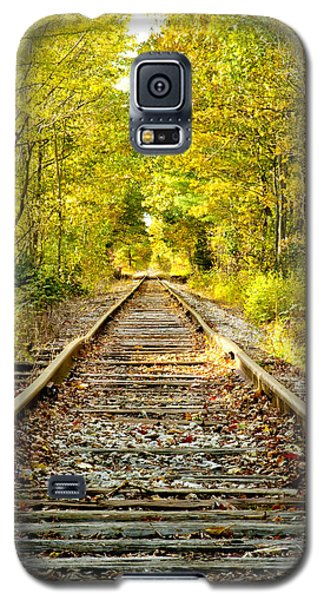 Track To Nowhere Galaxy S5 Case