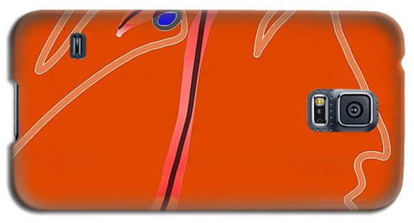 Tracks Galaxy S5 Case