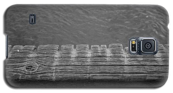 Tracks Of Lines Galaxy S5 Case
