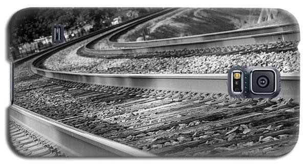 Tracks Through Historic Buford Galaxy S5 Case