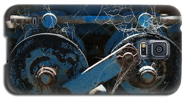 Tractor Engine IIi Galaxy S5 Case by Stephen Mitchell
