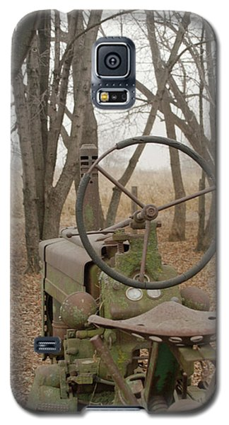 Tractor Morning Galaxy S5 Case