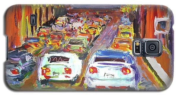 Traffic Jam Galaxy S5 Case