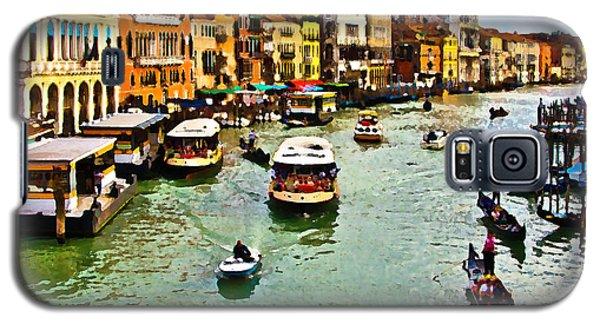Traghetto, Vaporetto, Gondola  Galaxy S5 Case