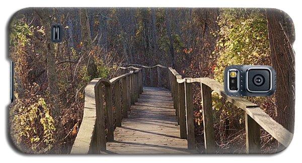 Trail Bridge Galaxy S5 Case