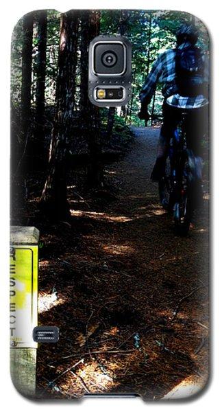 Trail Respect Galaxy S5 Case
