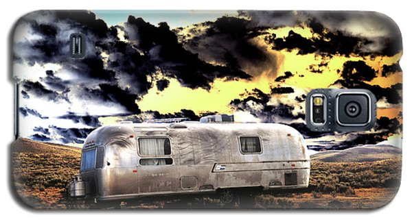 Galaxy S5 Case featuring the photograph Trailer by Jim and Emily Bush