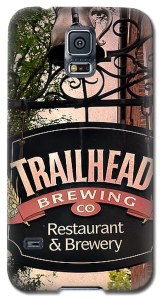 Trailhead Brewing Company Galaxy S5 Case