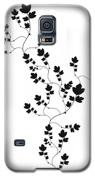 Trailing Leaves Galaxy S5 Case