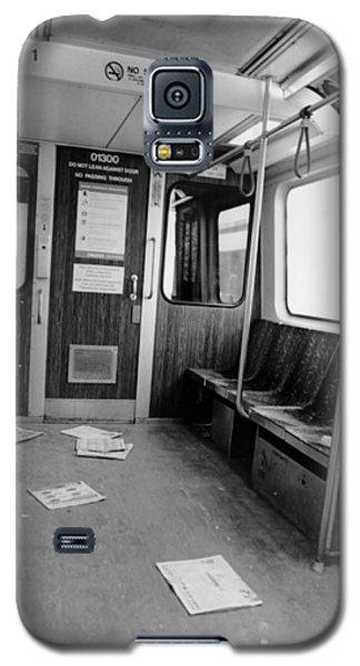 Train Car  Galaxy S5 Case