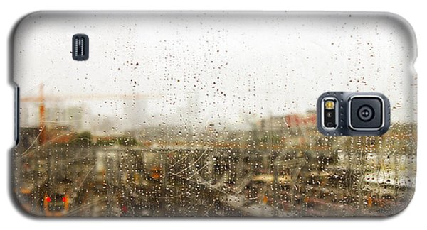 Train In The Rain Galaxy S5 Case