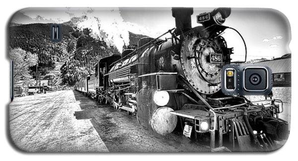 Train Nin Silverton Colorado Galaxy S5 Case