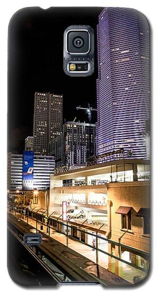 Train Station Galaxy S5 Case