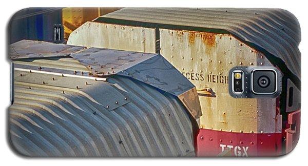 Trains - Nashville Galaxy S5 Case