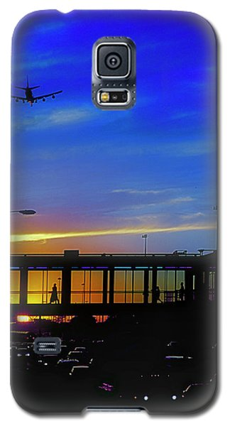 Trains Planes And Automobiles  Galaxy S5 Case