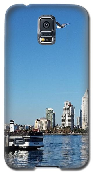 Tranquility By The Bay Galaxy S5 Case