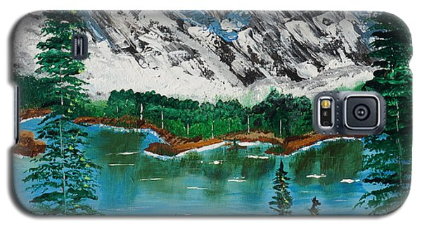 Tranquil Countryside  Galaxy S5 Case