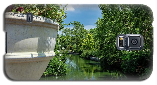Tranquil Garden Galaxy S5 Case