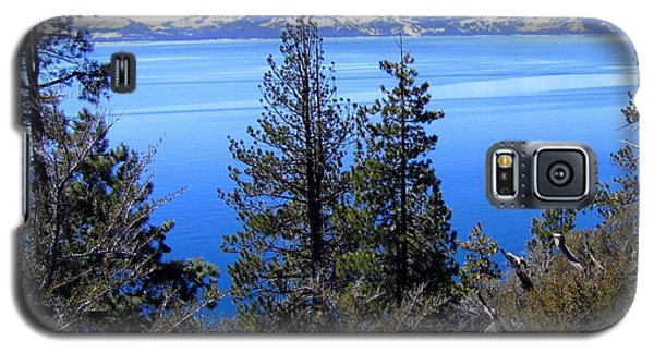 Tranquil Lake Tahoe Galaxy S5 Case