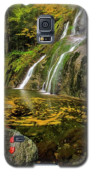 Galaxy S5 Case featuring the photograph Tranquil Waters by Mike Lang